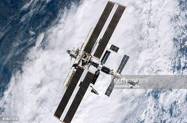 international space station - 国際宇宙ステーション ストックフォトと画像