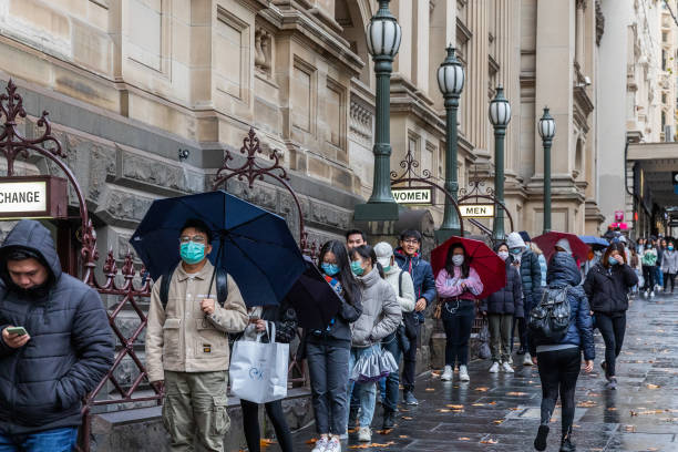 AUS: Food Vouchers Distributed To International Students Impacted By Coronavirus In Melbourne