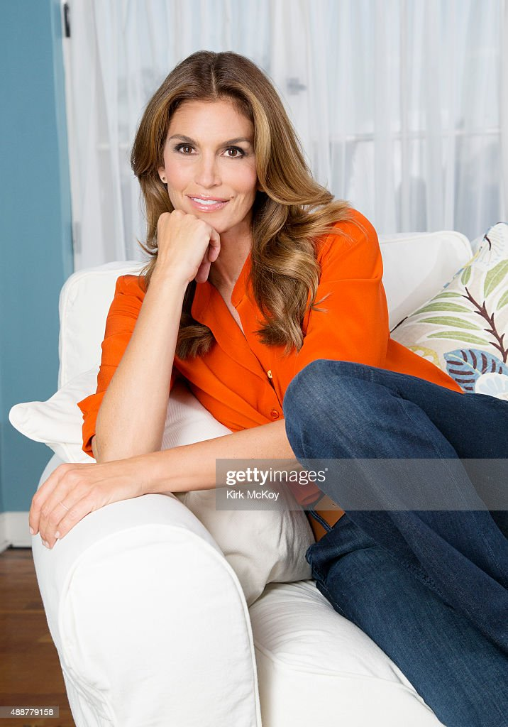Cindy Crawford, Los Angeles Times, September 15, 2015