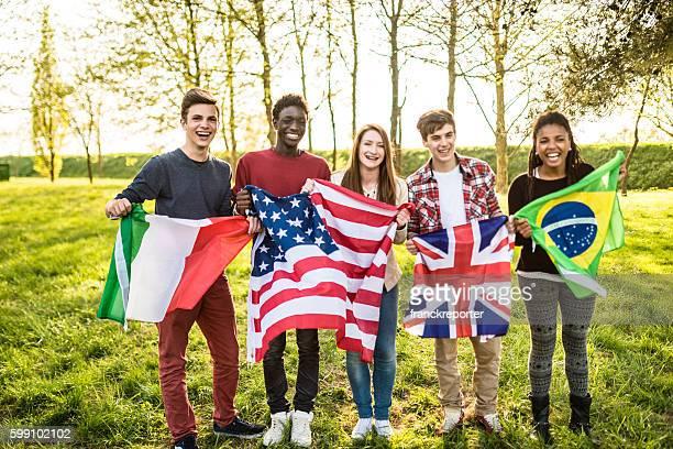 estudante união internacional adepto - negócios internacionais - fotografias e filmes do acervo