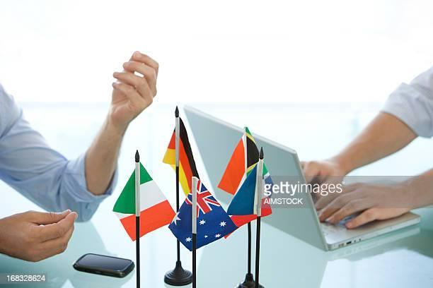 Négociations International