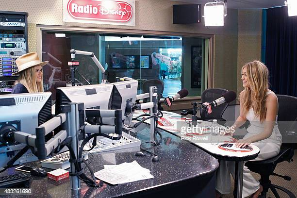 DISNEY International teen model Gigi Hadid visited Radio Disney Studios to discuss her time at the RDMAs and all things summer fashion and music Her...