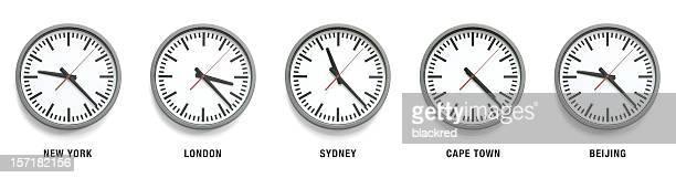 international tiempo de - cambio horario fotografías e imágenes de stock