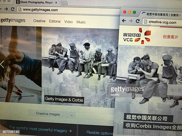 International Top 2 traditional photo stock websites.