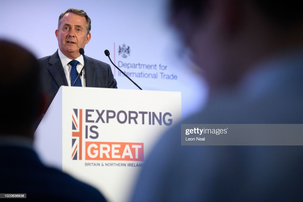 Secretary of State for International Trade Says UK Can Be 21st Century Export Superpower
