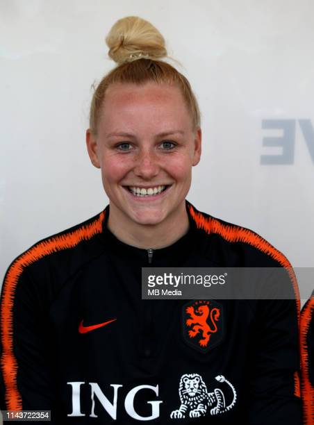 International Women's Friendly Matches 2019 / Womens's Algarve Cup Tournament 2019 Spain v Netherlands 20 Danique Kerkdijk of Netherlands