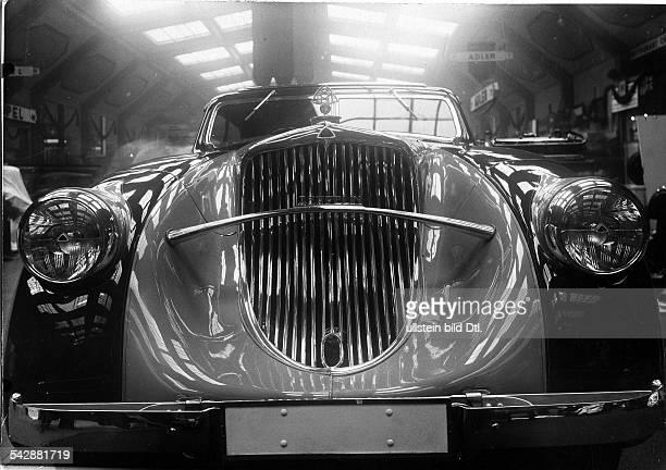 Internationale Automobilausstellung Berlin Maybach 'Zeppelin' mit Sonderkarosserie 1933