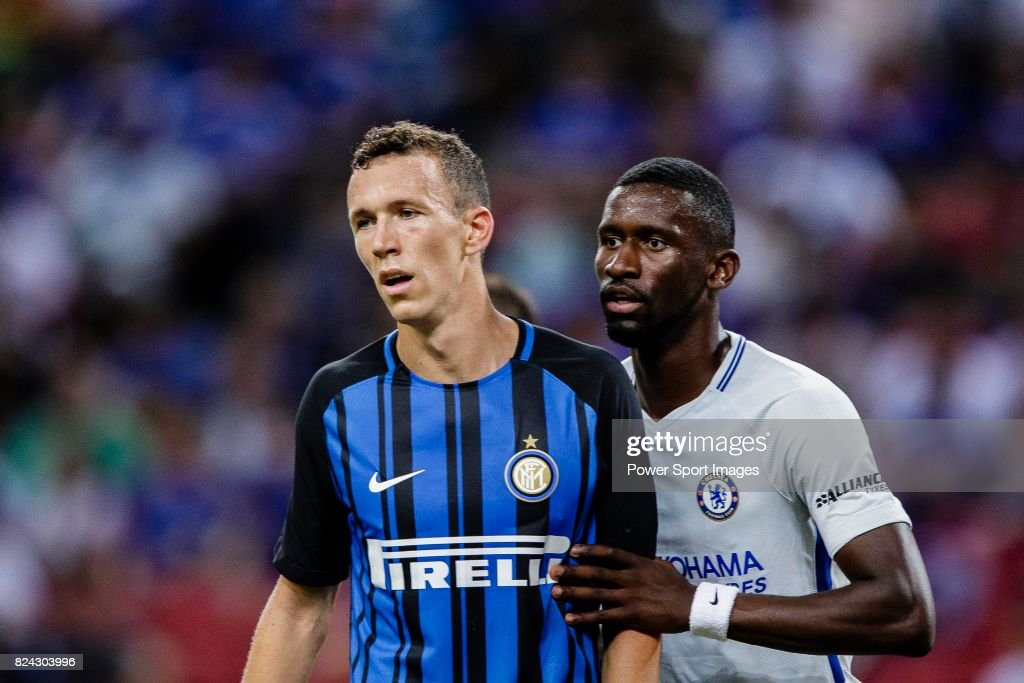 ICC Singapore - FC Internazionale v Chelsea FC : News Photo