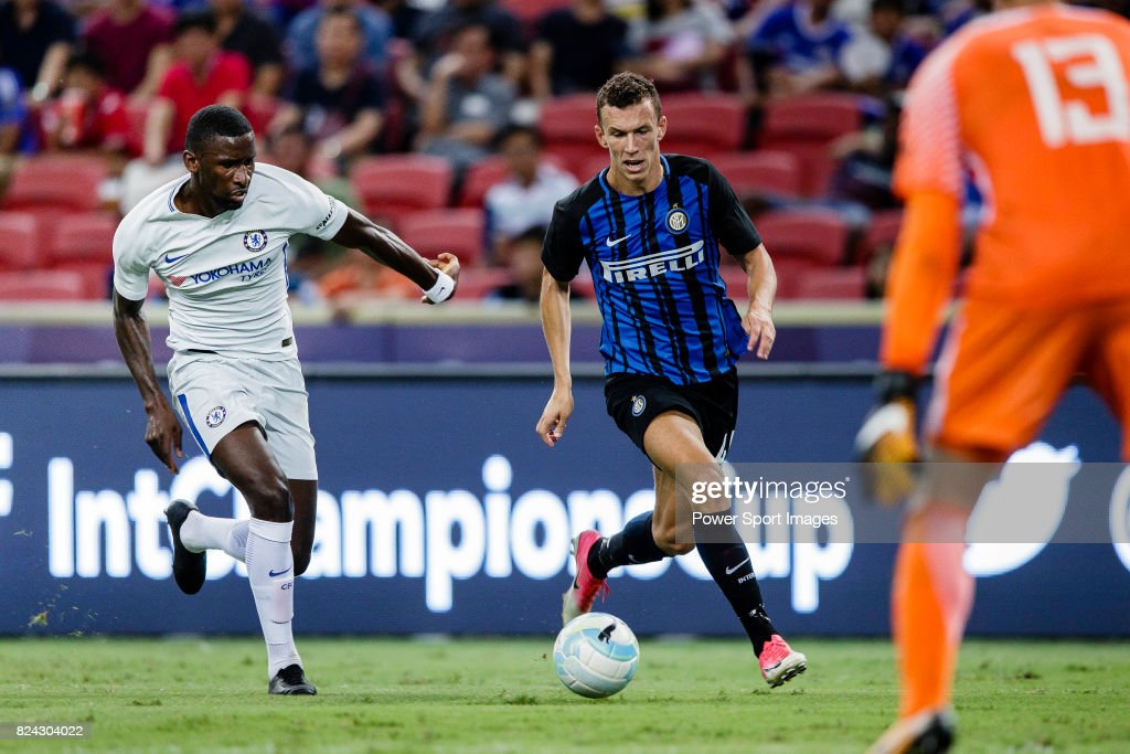 ICC Singapore - FC Internazionale v Chelsea FC : News Photo