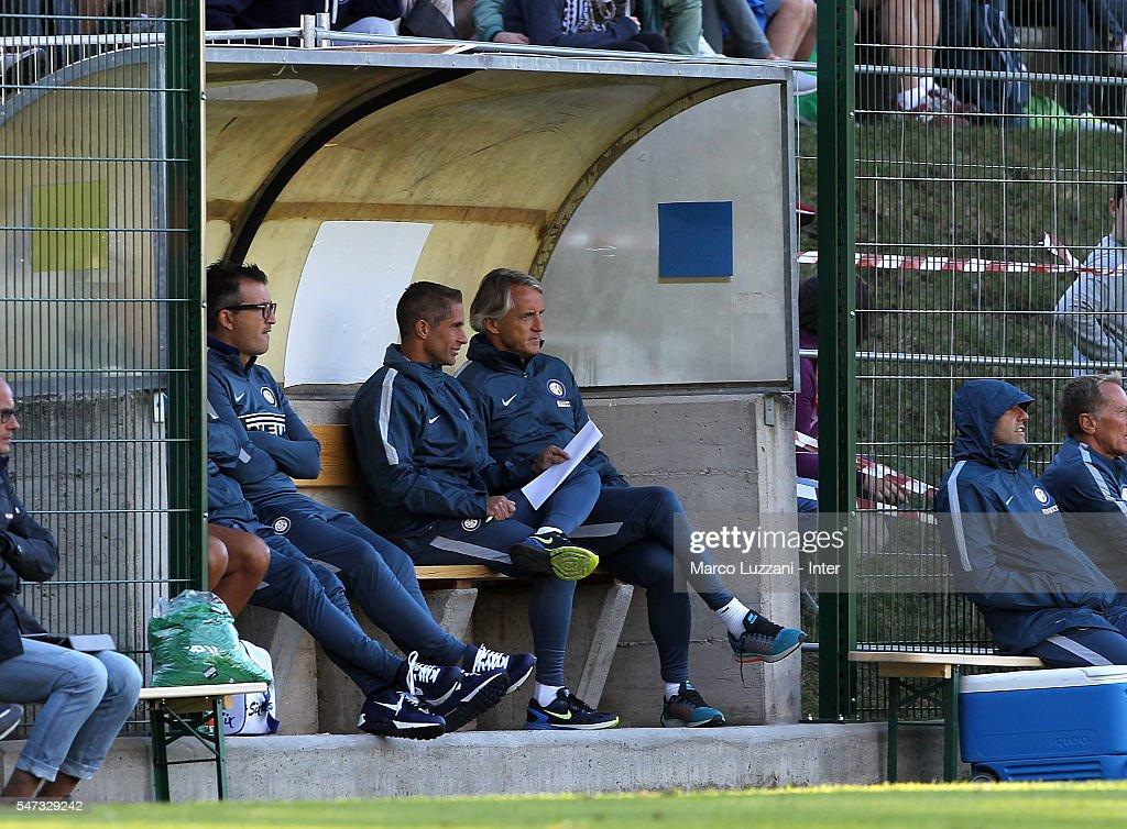 FC Internazionale v  CSKA Sofia - Pre-season Friendly : News Photo