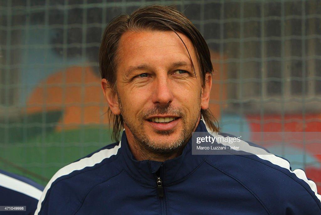 FC Internazionale v Pescara Calcio - Juvenile Match : News Photo