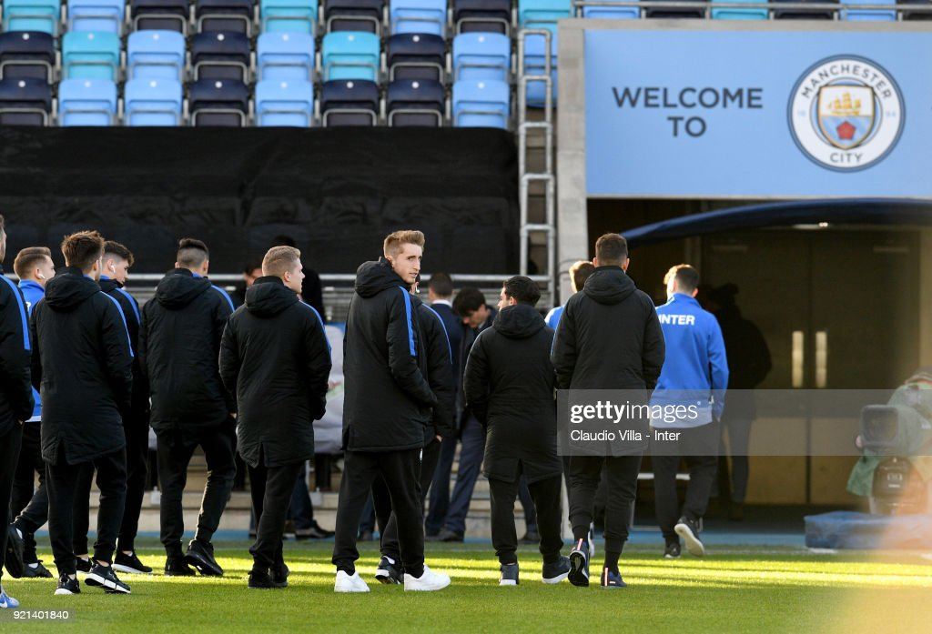 Manchester City v FC Internazionale Milano - UEFA Youth League