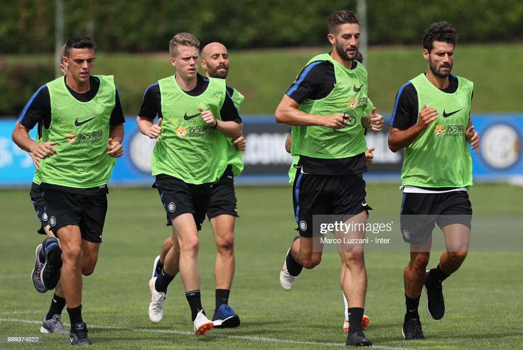FC Internazionale Training Camp