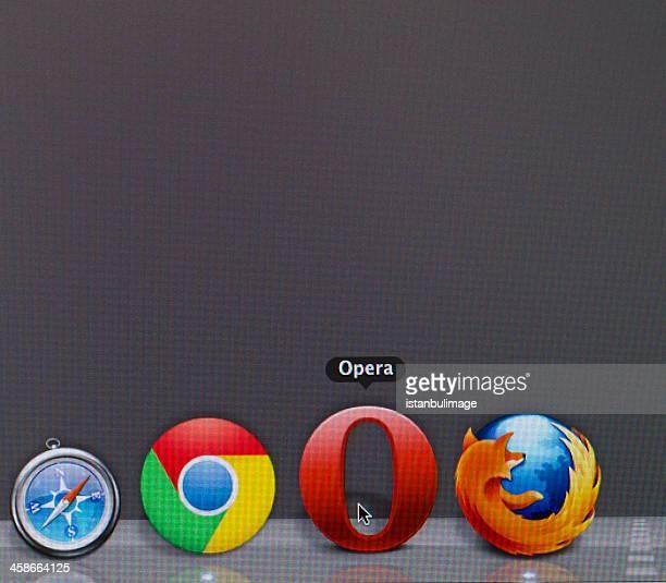 Internet browser wars
