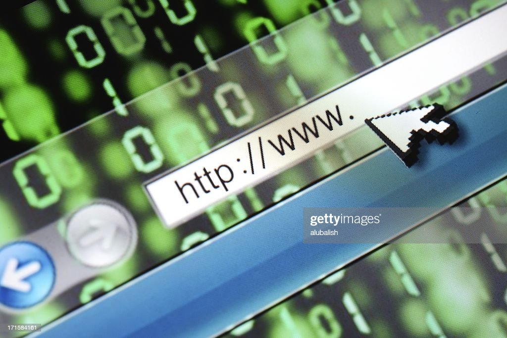 Internet concept : Stock Photo