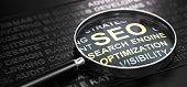 Internet Marketing and Web Analytics. Seo Search Engine Optimization.
