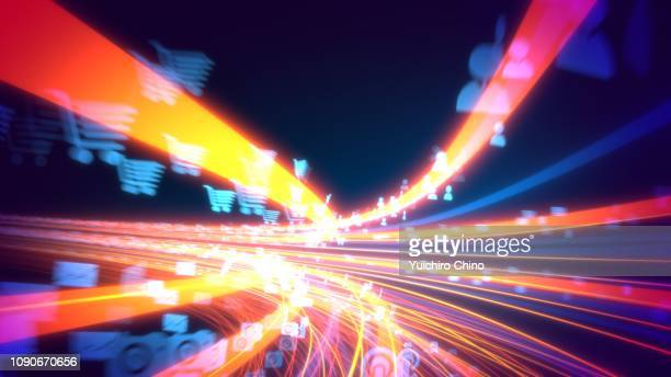 internet network - camera icon stock pictures, royalty-free photos & images