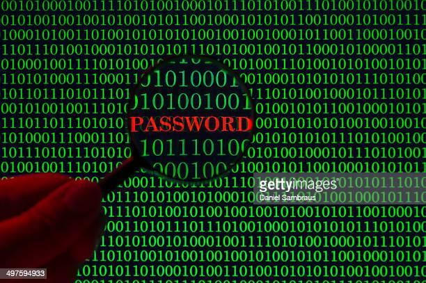 Internet password