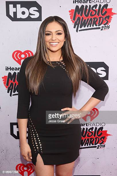 Bethany mota pictures and photos getty images internet personality bethany mota attends the iheartradio music awards at the forum on april 3 2016 m4hsunfo