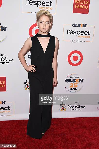 Internet personality Brendan Jordan attends the 2015 GLSEN Respect Awards at the Beverly Wilshire Four Seasons Hotel on October 23 2015 in Beverly...