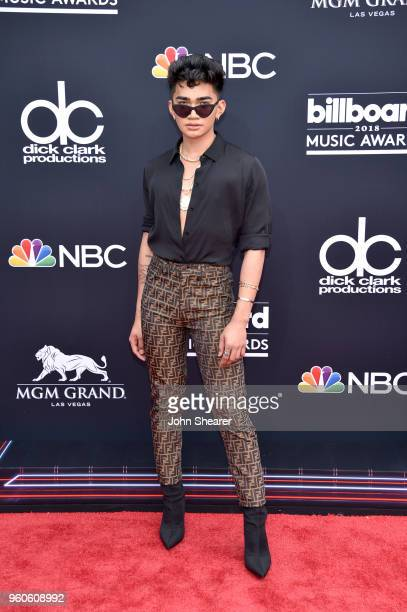 Internet personality Bretman Rock attends the 2018 Billboard Music Awards at MGM Grand Garden Arena on May 20 2018 in Las Vegas Nevada