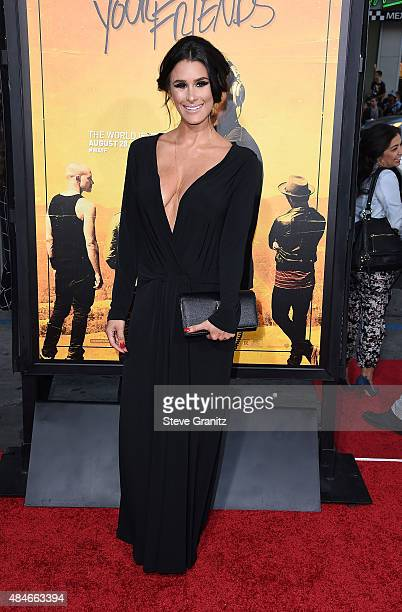 Internet personality Brittany Furlan attends the premiere of Warner Bros Pictures' We Are Your Friends at TCL Chinese Theatre on August 20 2015 in...