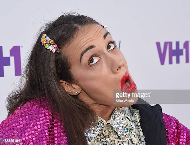 Internet personality Colleen Ballinger aka Miranda Sings attends VH1's 5th Annual Streamy Awards at the Hollywood Palladium on Thursday September 17...