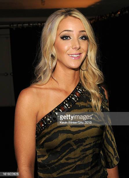 Internet personality Jenna Marbles attends the 3rd Annual Streamy Awards at Hollywood Palladium on February 17 2013 in Hollywood California