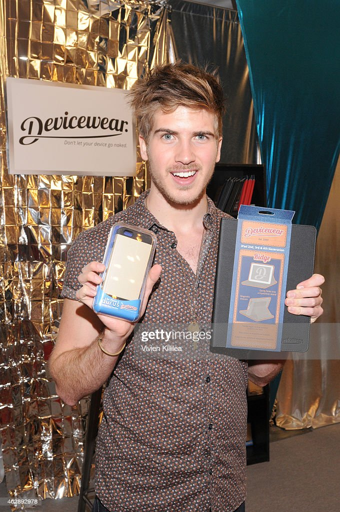 The 57th Annual GRAMMY Awards - GRAMMY Gift Lounge - Day 2 : News Photo
