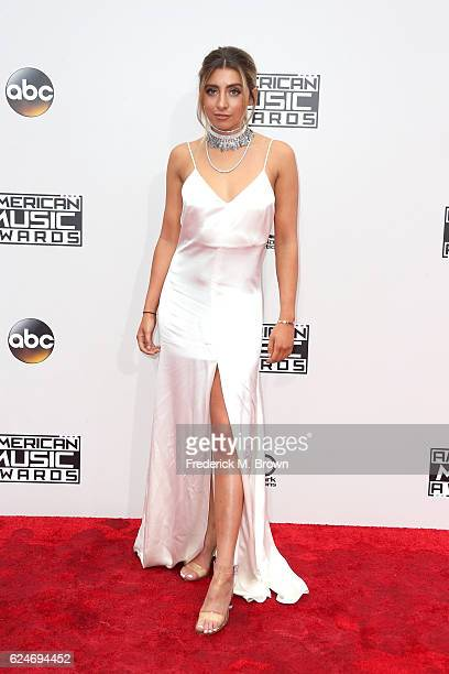 Internet personality Lauren Elizabeth attends the 2016 American Music Awards at Microsoft Theater on November 20 2016 in Los Angeles California