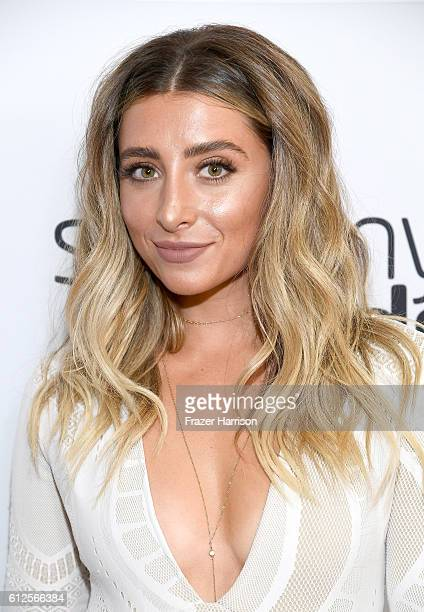 Internet personality Lauren Elizabeth attends the 6th annual Streamy Awards hosted by King Bach and live streamed on YouTube at The Beverly Hilton...