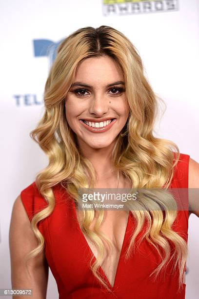 Internet personality Lele Pons attends the 2016 Latin American Music Awards at Dolby Theatre on October 6 2016 in Hollywood California
