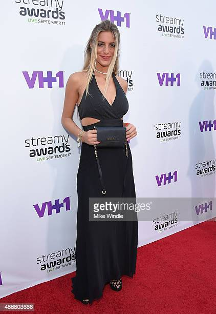 Internet personality Lele Pons attends VH1's 5th Annual Streamy Awards at the Hollywood Palladium on Thursday September 17 2015 in Los Angeles...