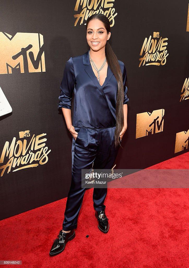 2016 MTV Movie Awards - Red Carpet : News Photo