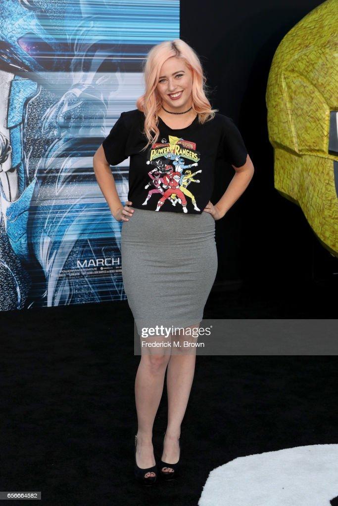 Premiere Of Lionsgate's 'Power Rangers' -  Arrivals : News Photo