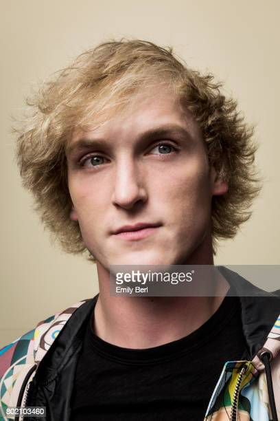 Internet personality Logan Paul is photographed for VSCO on May 21 2017 in Las Vegas Nevada