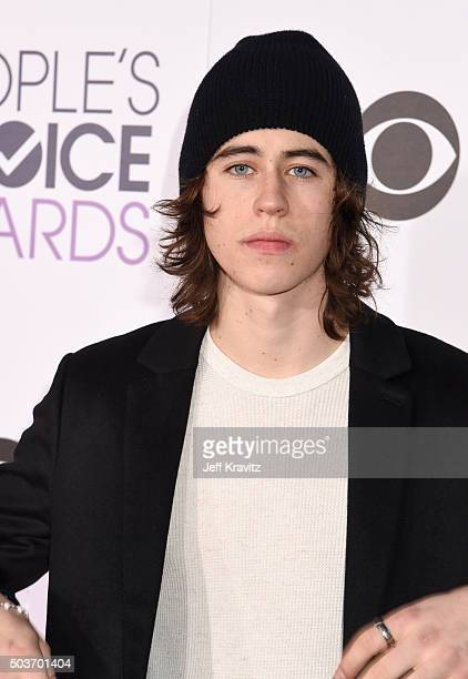 Internet personality Nash Grier attends the People's Choice Awards 2016 at Microsoft Theater on January 6 2016 in Los Angeles California