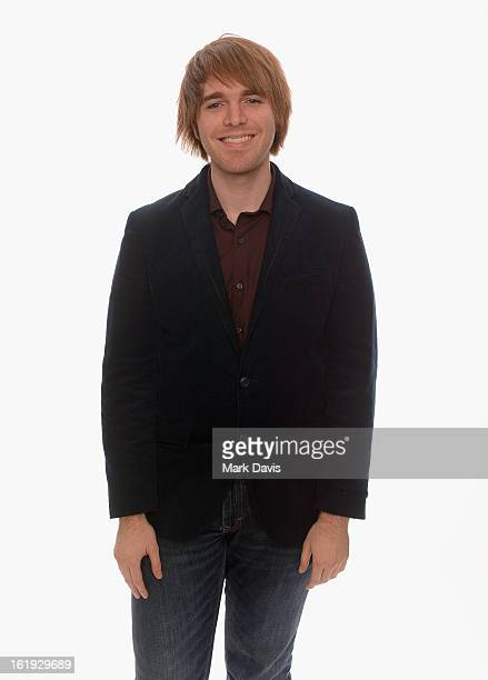 Internet personality Shane Dawson poses for a portrait in the TV Guide Portrait Studio at the 3rd Annual Streamy Awards at Hollywood Palladium on...