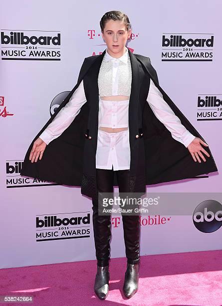 Internet personality Trevor Moran arrives at the 2016 Billboard Music Awards at TMobile Arena on May 22 2016 in Las Vegas Nevada