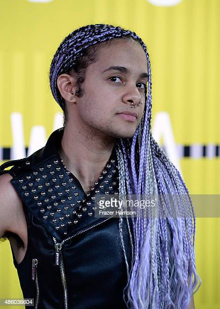 Internet personality Tyler Ford attends the 2015 MTV Video Music Awards at Microsoft Theater on August 30 2015 in Los Angeles California