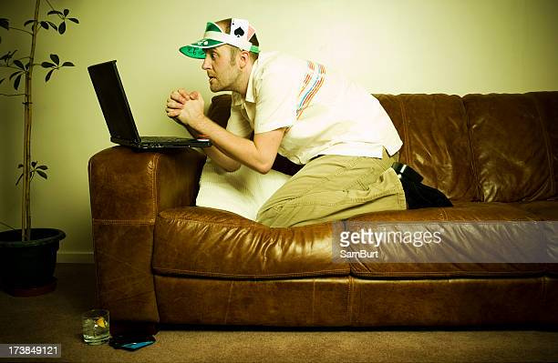 Internet Jogador de Poker