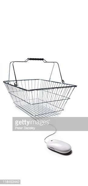 Internet shopping basket