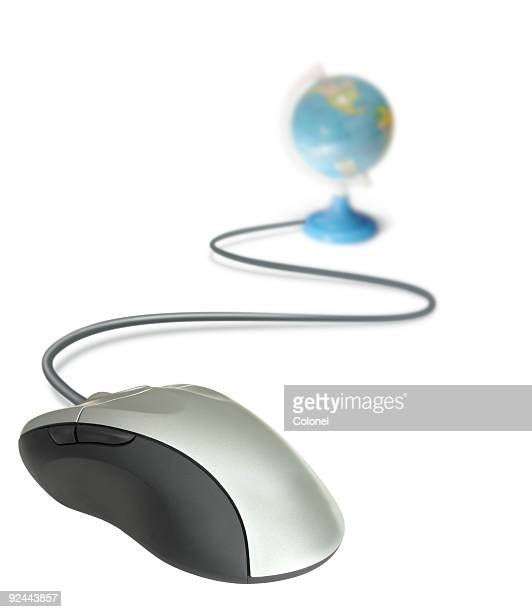 Internet-Shopping-Reise
