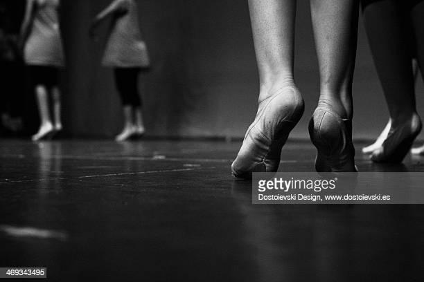 Interpretation of ballet