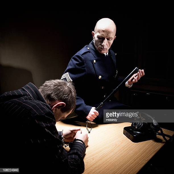 interrogation - confession law stock pictures, royalty-free photos & images