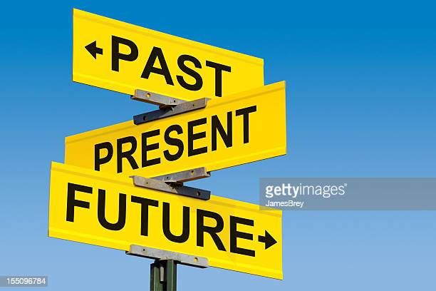 Intersection of Past Present and Future