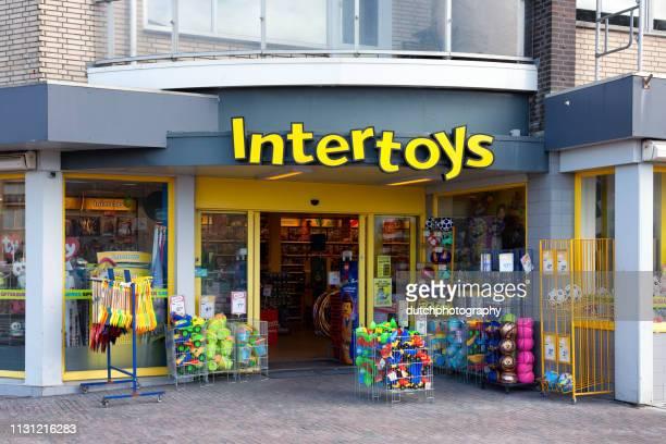 Intertoys Toy Store i Nederländerna-2019