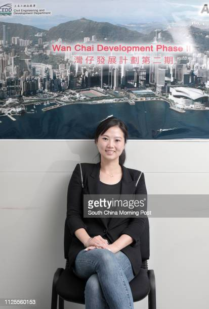 Interview of Shirley Cheng Shuwai Resident Engineer of AECOM in Wan Chai 10JUL13