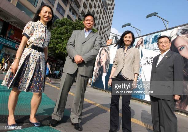Interview with mediators from Hong Kong Mediation Alliance Maureen Chu Maulam Denys Look Tingwah Annita Mau Siukwan and Steven Chan Siulun 14SEP13...
