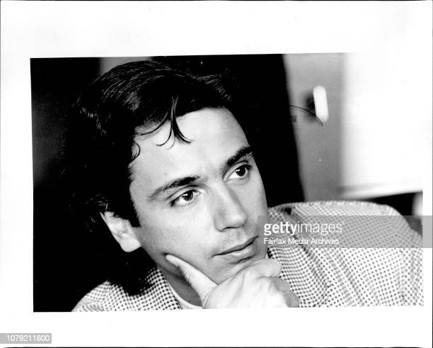 Interview with musician Jean Michael Jarre at the Sebel July 23 1985